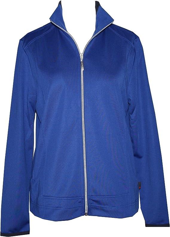 Schneider Sportswear Patrizia Damen Jacke Sportjacke Cotton TECH