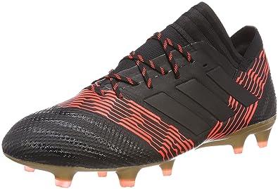 Adidas Men s Nemeziz 17.1 Fg Cblack Cblack Solred Football Boots - 7 ... 455f8ec22