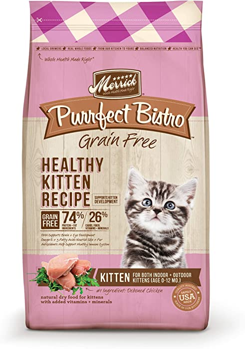The Best Merrick Kitten Food Dry
