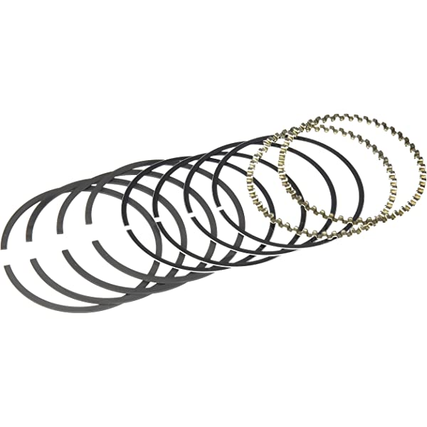 Hastings 5726S Single Cylinder Piston Ring Set