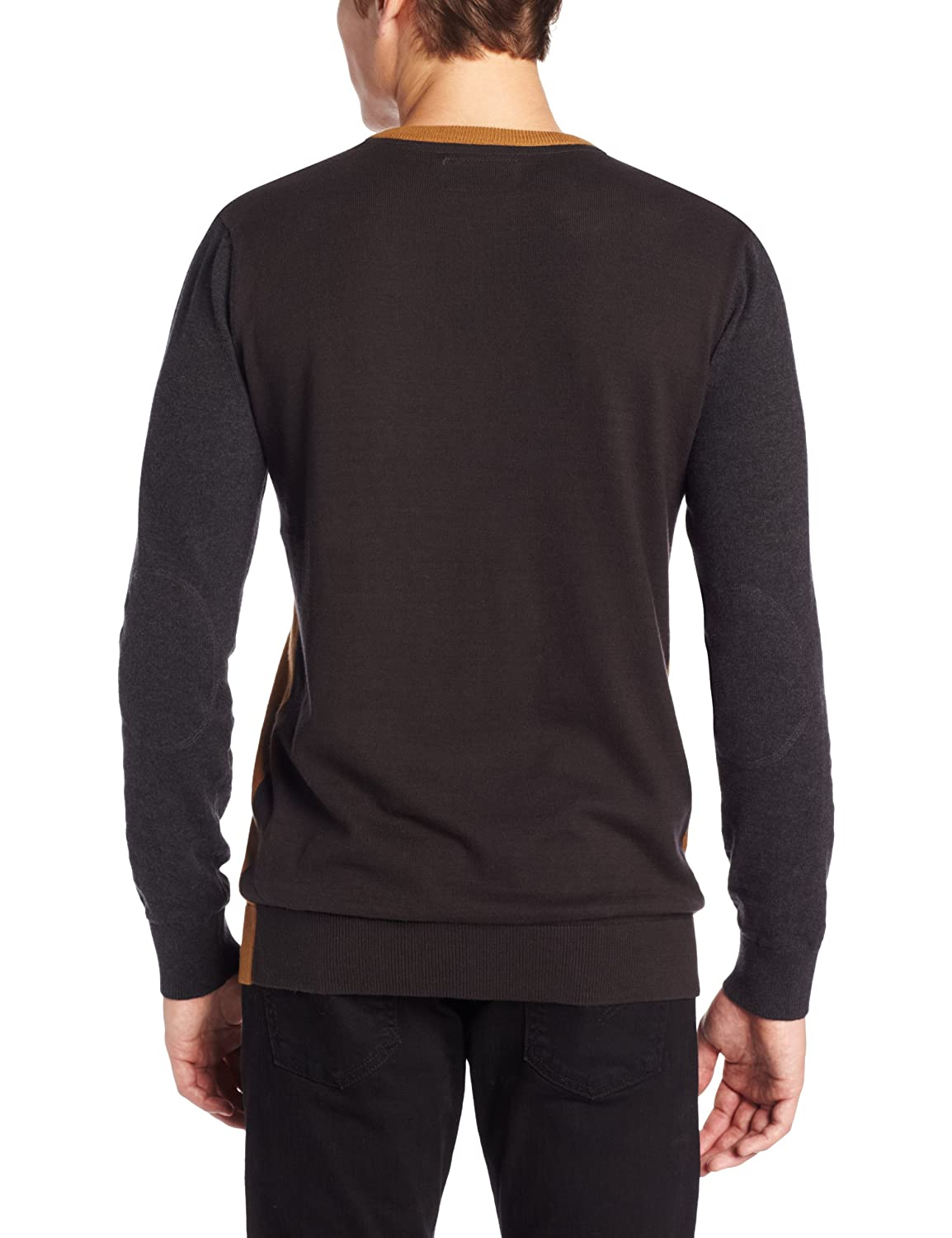 Billabong Mens Distress Crew Neck Sweater