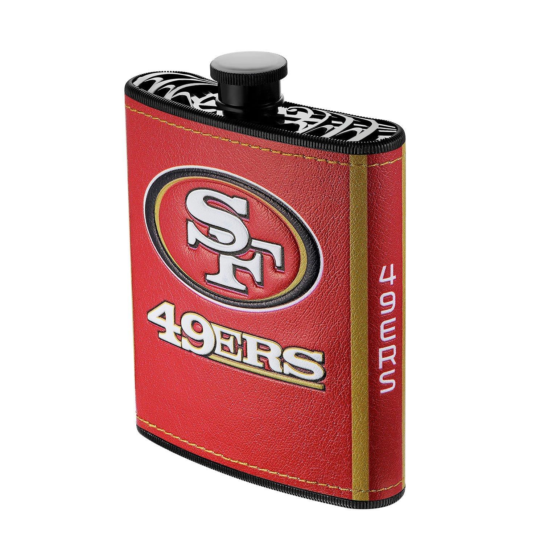 素敵な NFL サンフランシスコ 49ers プラスチック プラスチック ヒップフラスコ 49ers 7オンス 7オンス B079Z1RPPK, 名入れ工房アートテック:b22aeed1 --- a0267596.xsph.ru
