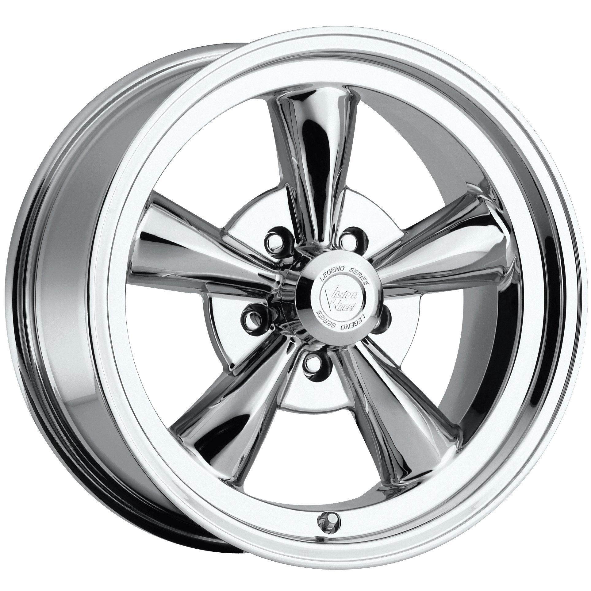 Vision Legend 5 141 Series Chrome Wheel (15x8''/5x4.5'')