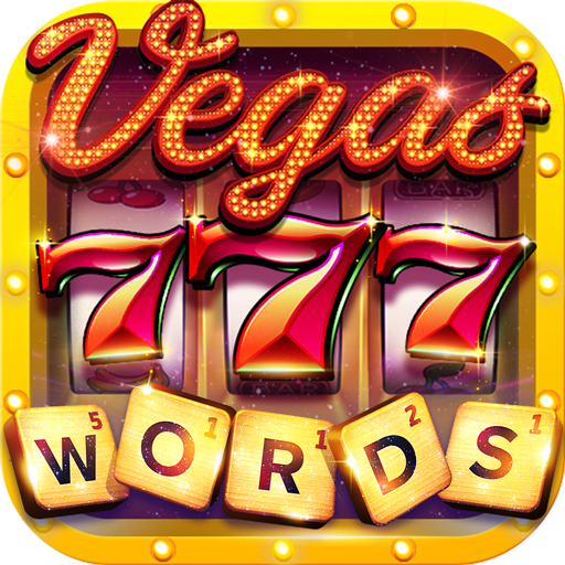 Vegas Downtown Slots - Slot Machines & Words Puzzle]()