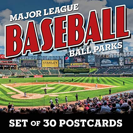 a3476f40694 Amazon.com   Complete Collection of Major League Baseball Ballpark ...