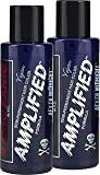 "Manic Panic Amplified Semi-Permanent Hair Color Cream - After Midnight 4oz""Pack of 2"""