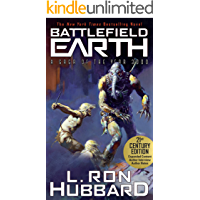 Battlefield Earth: A Saga of the Year 3000: International Bestselling & Award Winning Science Fiction Epic Saga book cover