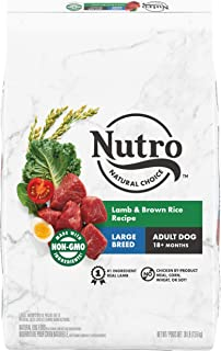 product image for NUTRO WHOLESOME ESSENTIALS Large Breed Adult Lamb & Rice Dry Dog Food