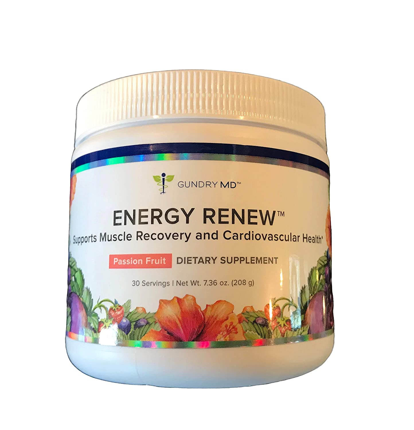 Gundry MD Energy Renew Passion Fruit 30 Servings