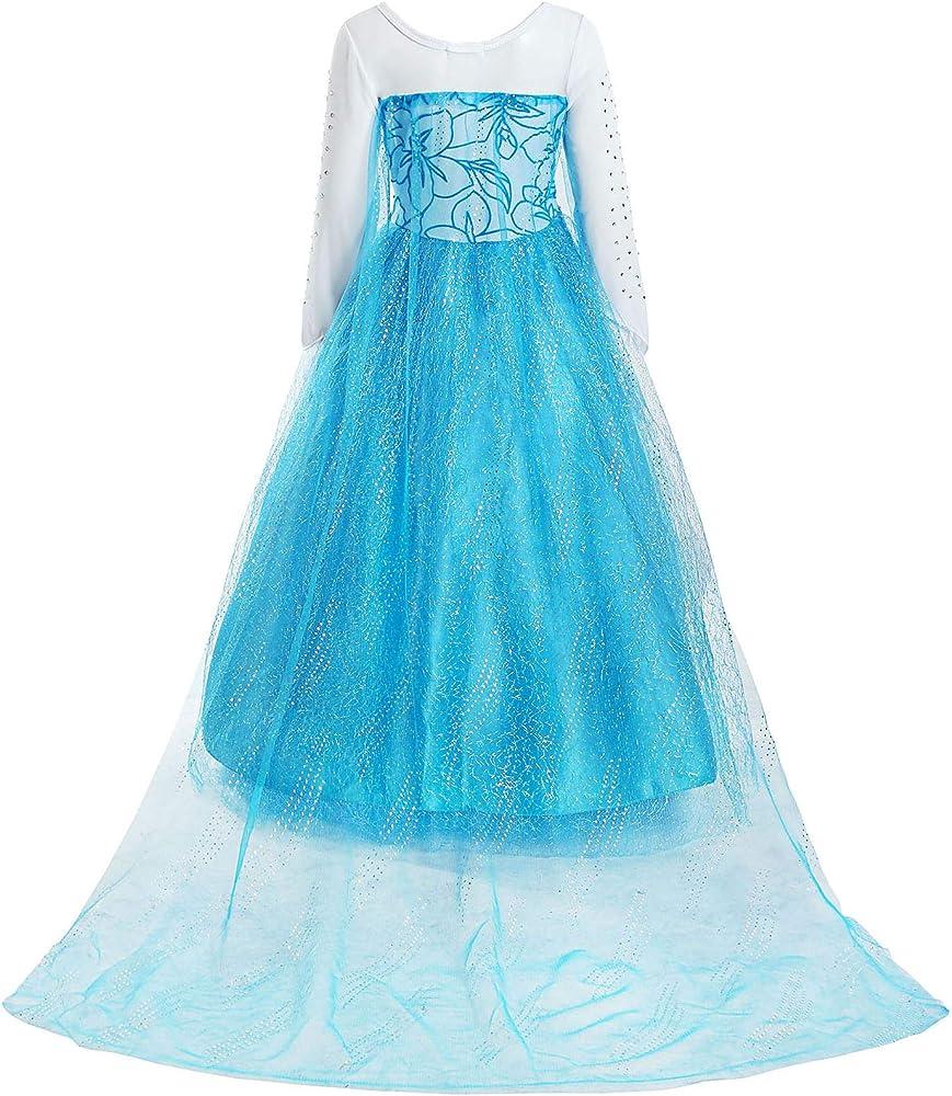 Amazon.com: ReliBeauty Little Girls Disfraz infantil de ...