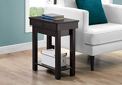 Best living room table: Monarch Specialties ACCENT TABLE