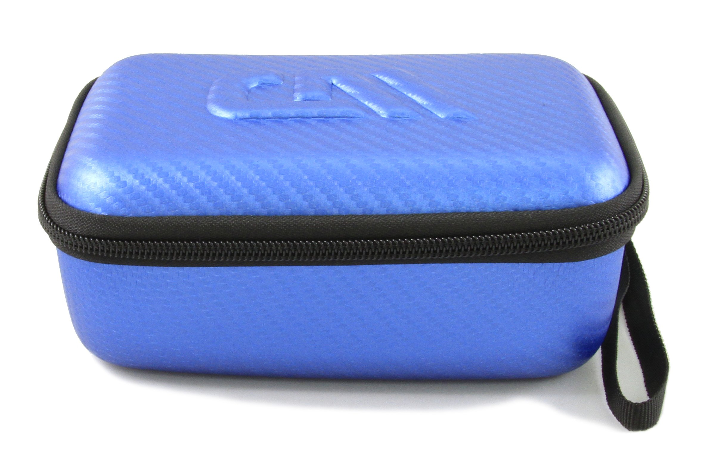 CASEMATIX Blue Toy Case Compatible with Boxer Interactive A.I. Robot - Includes Toy Box and Felt Bag to Hold Game Activating Feature Cards by CASEMATIX (Image #8)