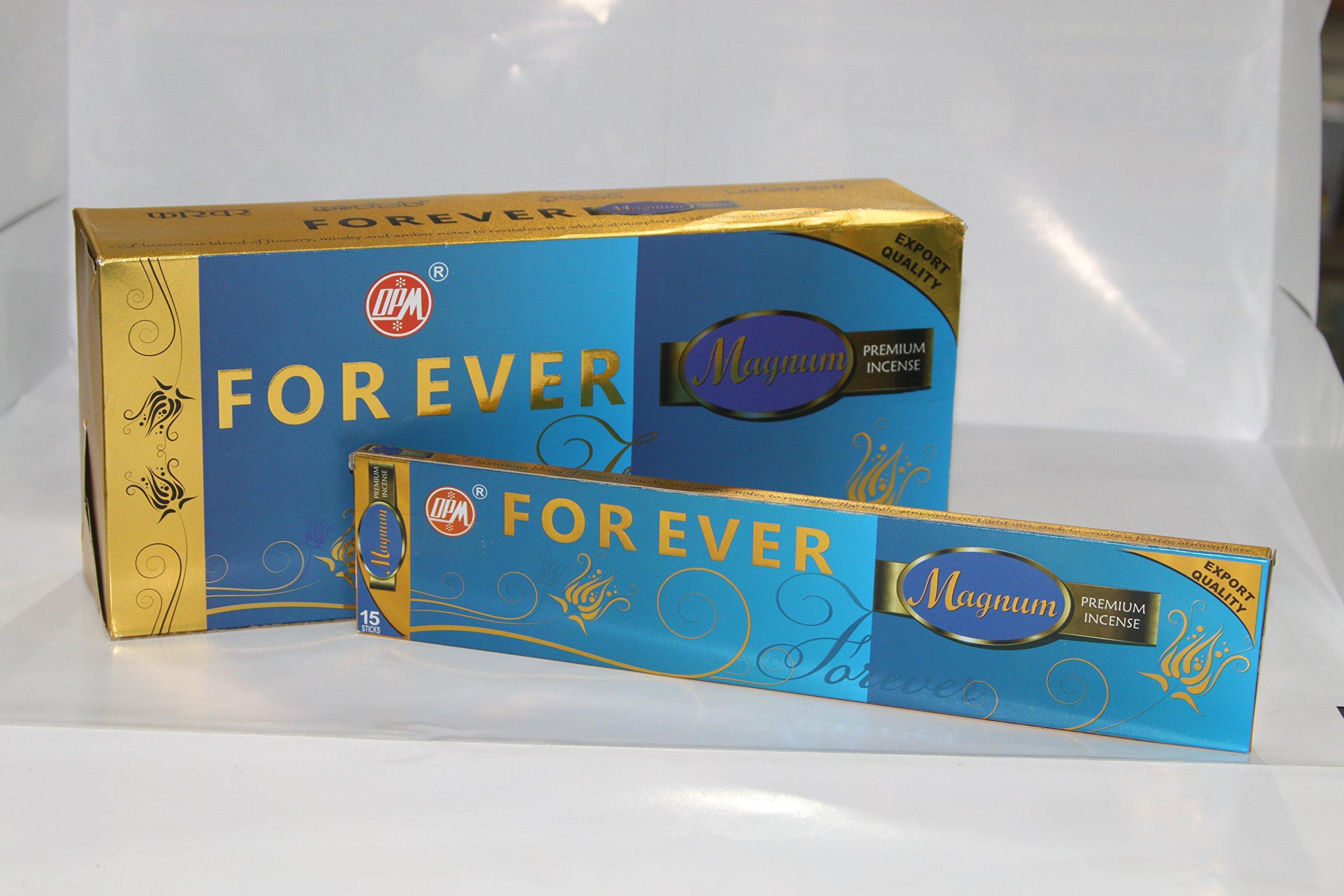 OPM Forever Premium Incense Sticks (180 Sticks) Export Quality (Magnum)