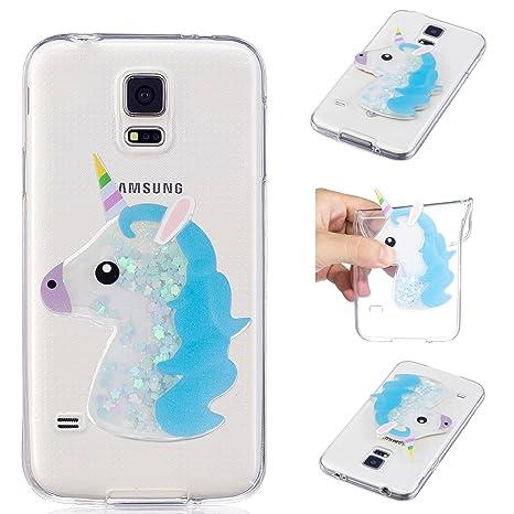 Xifanzi 3D Funda para Samsung Galaxy S5/ S5 Neo Case para ...