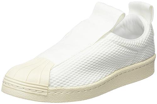 superior quality 37d16 6fd3d adidas Superstar Bw3S Slipon W, Scarpe da Fitness Donna, Diversi Colori  Ftwr off White