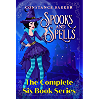 Spooks and Spells The Complete Six Book Series
