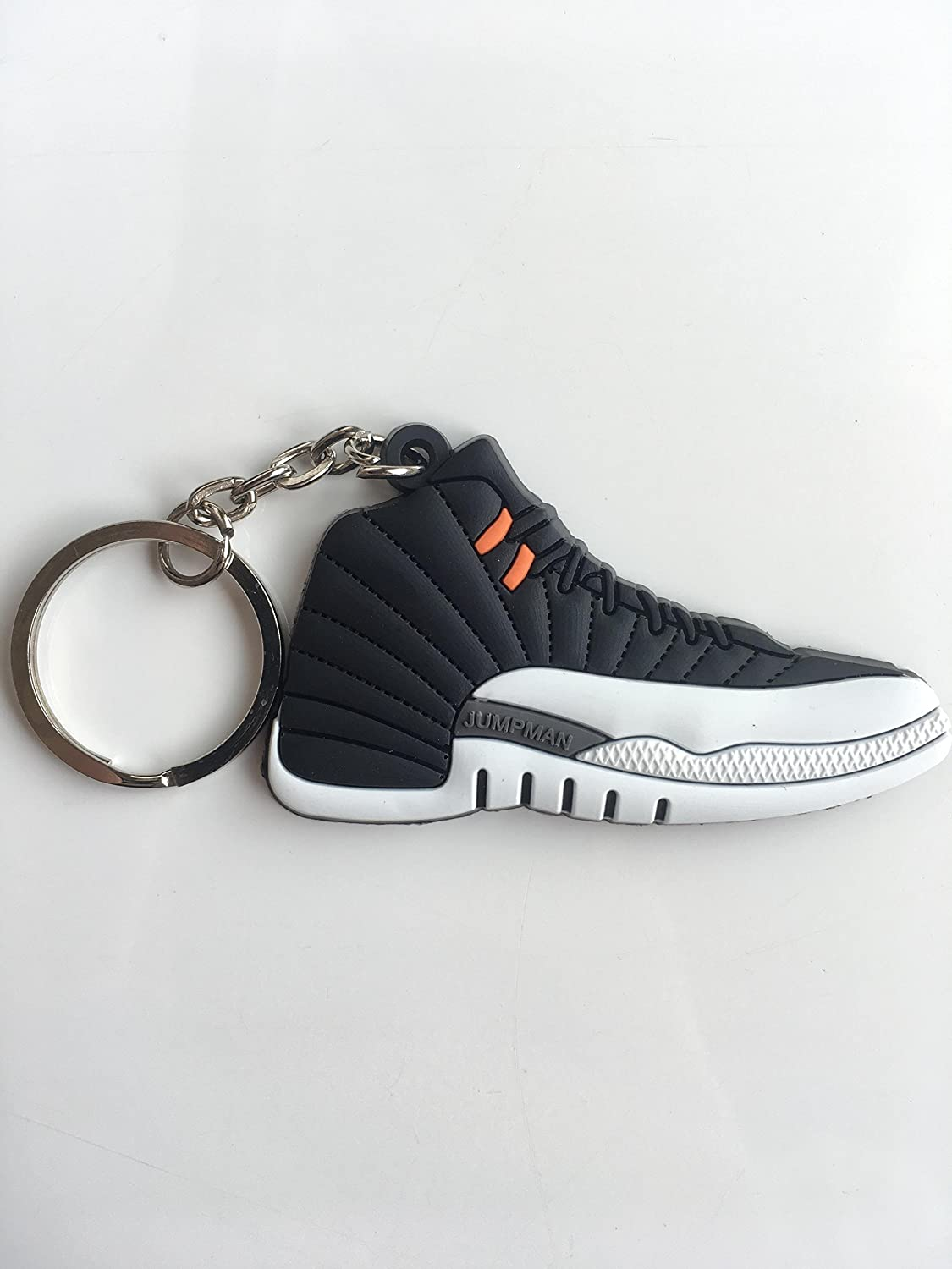 SneakerKeychainsNY Jordan Retro 12 Playoffs Llavero ...