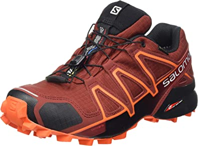 Salomon Alphacross, Zapatillas De Trail Running Para Hombre: Amazon.es: Zapatos y complementos