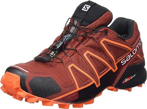 Salomon Alphacross, Zapatillas De Trail Running Para Hombre: Amazon.es: Zapatos y complementos