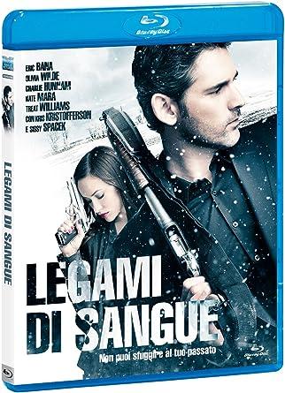 Amazon Co Jp Legami Di Sangue Dvd ブルーレイ