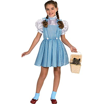 Wizard of Oz Child's Dorothy Costume: Toys & Games