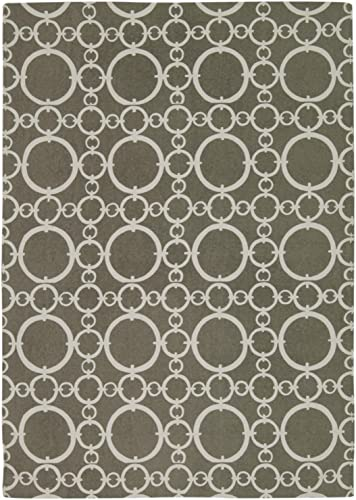 Nourison Wav12 Art House Stone Rectangle Area Rug