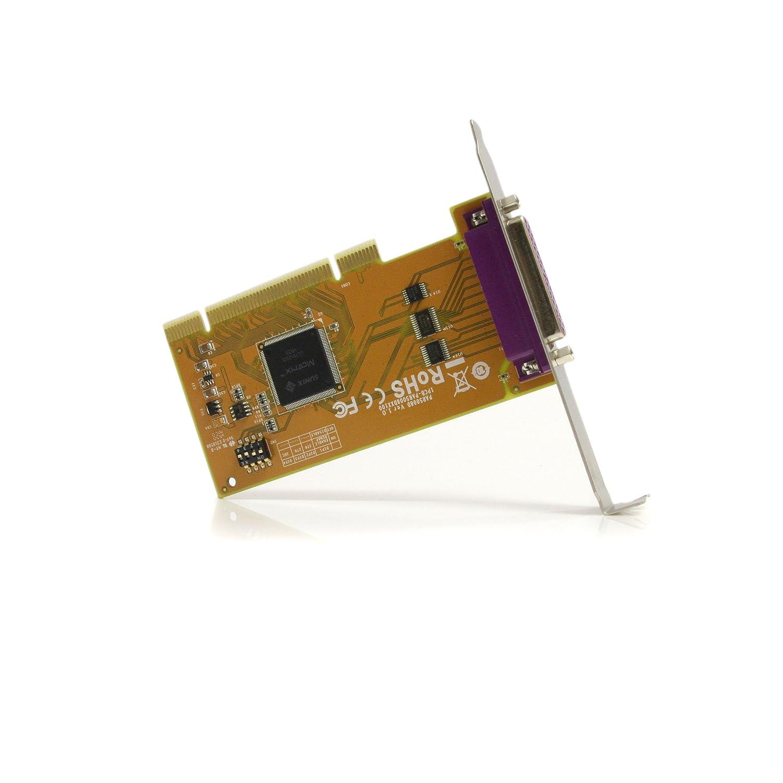 Adaptador Tarjeta PCI paralelo de 1 puerto StarTech.com PCI1PM