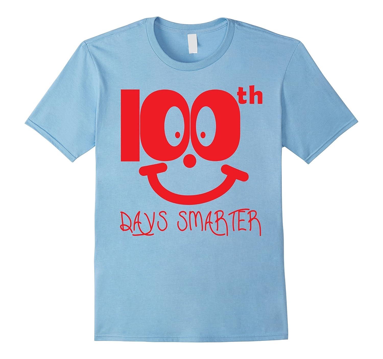100th Days Smarter Gift T-Shirt Ideas-CD