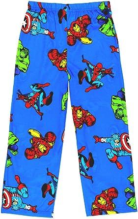Jelli Fish Kids Boys 4-16 Plaid Fleece 2-Piece Pajama Set Small 6-7