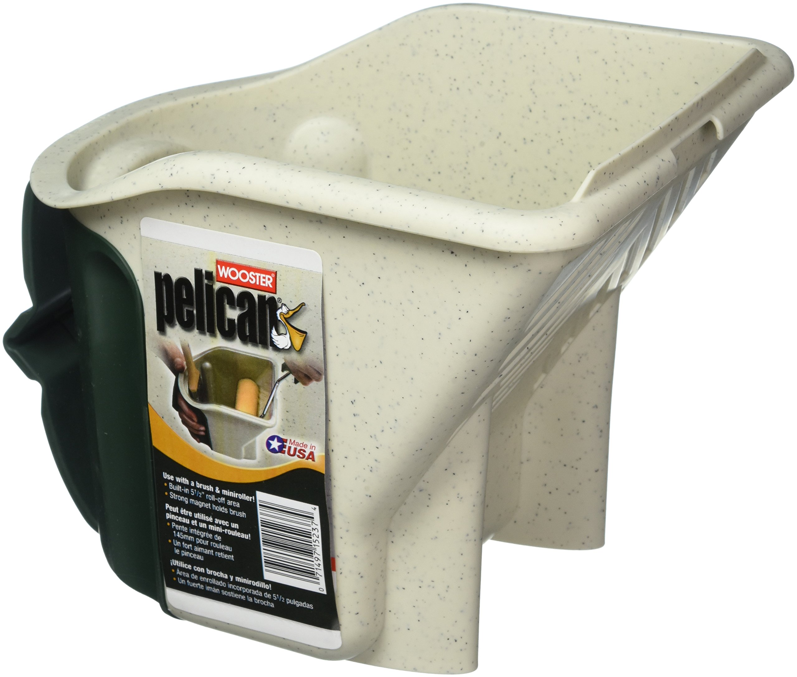 Wooster Brush 8619 Pelican Hand Held 1 Quart Pail by Wooster Brush