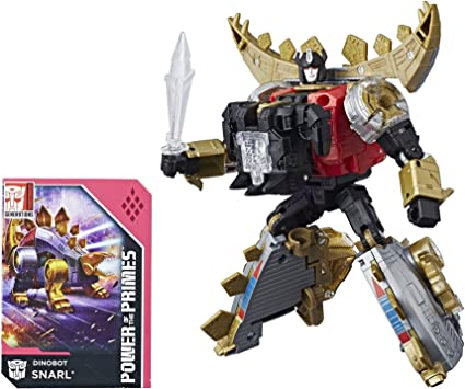 Transformers POTP Power of the Primes Deluxe Class Snarl Sludge in stock 2 set