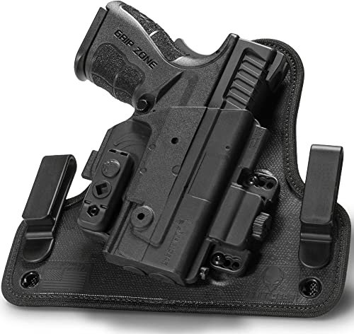 Alien Gear ShapeShift 4.0 IWB Holster for Concealed Carry