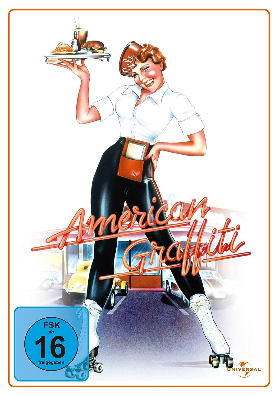 American Graffiti Nostalgie-Edition Alemania DVD: Amazon.es ...