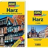 ADAC Reiseführer plus Harz: Mit extra Karte zum Herausnehmen