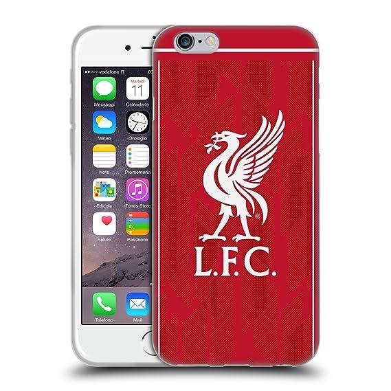 Amazon Com Official Liverpool Football Club Home 2018 19 Kit Soft