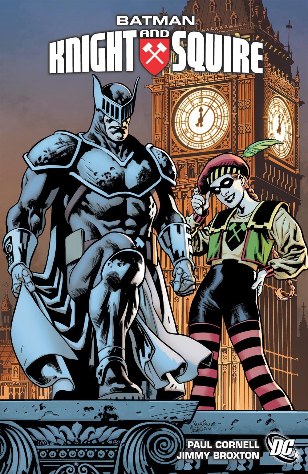 Amazon.com: Batman: Knight and Squire (9781401230715): Paul ...
