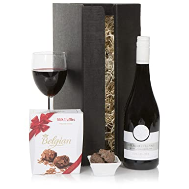 Red Wine Chocolates Hamper Usa Californian Wine Hampers Alcohol Gift Baskets Truffle Chocolates Wine With Gift Box