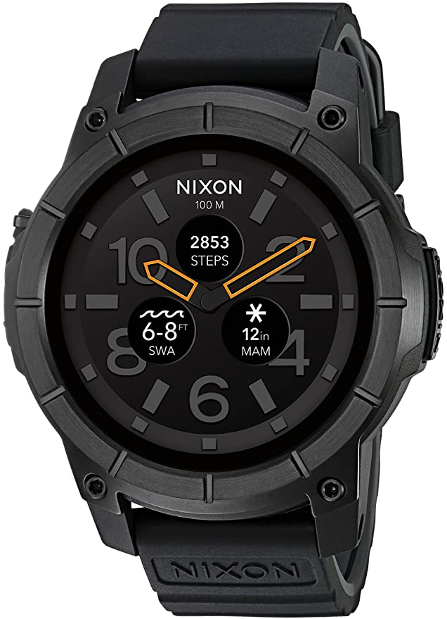 nixon mission review