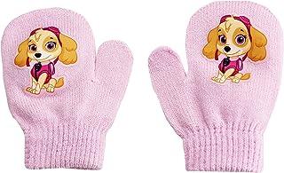 PAW Patrol Skye Nickelodeon Nick Jr. Stretch Winter Mittens Pink Toddler 2T-4T