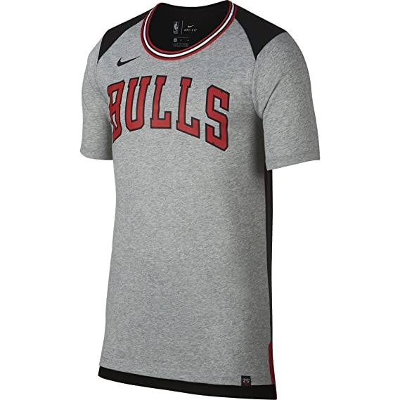 Nike NBA Chicago Bulls Michael Jordan 23 Zach LaVine 8 2017 2018 Fan Dri Fit tee Official, Camiseta de Hombre: Amazon.es: Ropa y accesorios