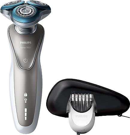 Philips S7510/41 - Afeitadora eléctrica, uso en seco y húmedo, con ...