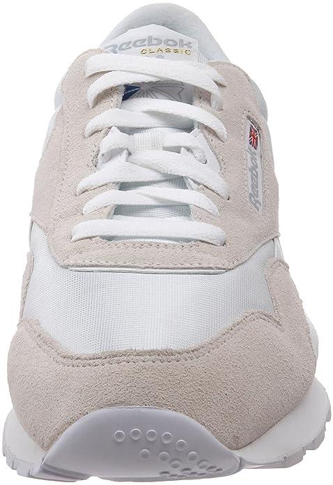 0849410ac9d6ca Reebok Men  s Classic Nylon Gymnastics Shoes