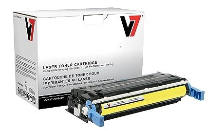 V7 V74600YG cartucho de tóner Amarillo 1 pieza(s) - Tóner ...