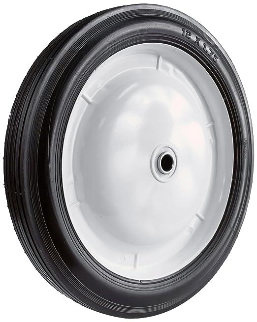 Martin Wheel 113 Rueda de Acero para cortacésped de 12 x ...