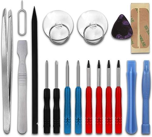 Téléphone Portable Réparation Outil Kit122 en 1 Jeu de tournevis pour iPhone 4 s 5 5 s 6 7 iPad