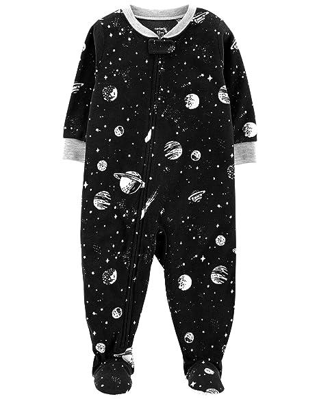 156887b5bdf8 Amazon.com  Carter s Big-boys  1 Pc Micro Fleece Footed Blanket ...