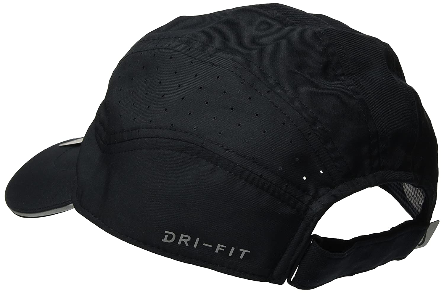 Amazon.com  Nike Womens Elite Arobill Tailwind Hat Black Black 848411-010   Sports   Outdoors 2bbbd22fd637
