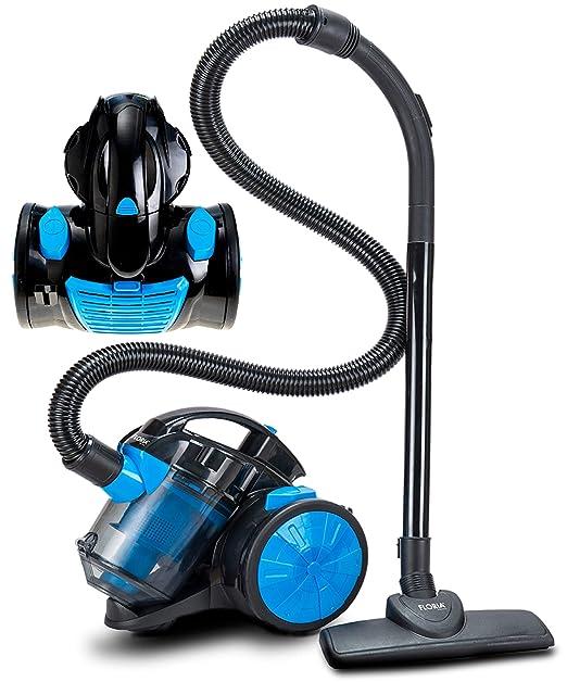 Aspiradora 700 W HEPA 13 filtro 2 en 1 cepillo de suelo manguera ...