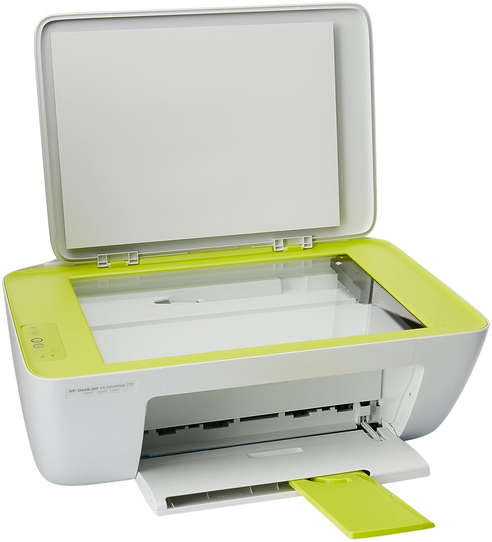 HP DeskJet 2135 Inyección de Tinta 4800 x 1200 dpi A4 ...