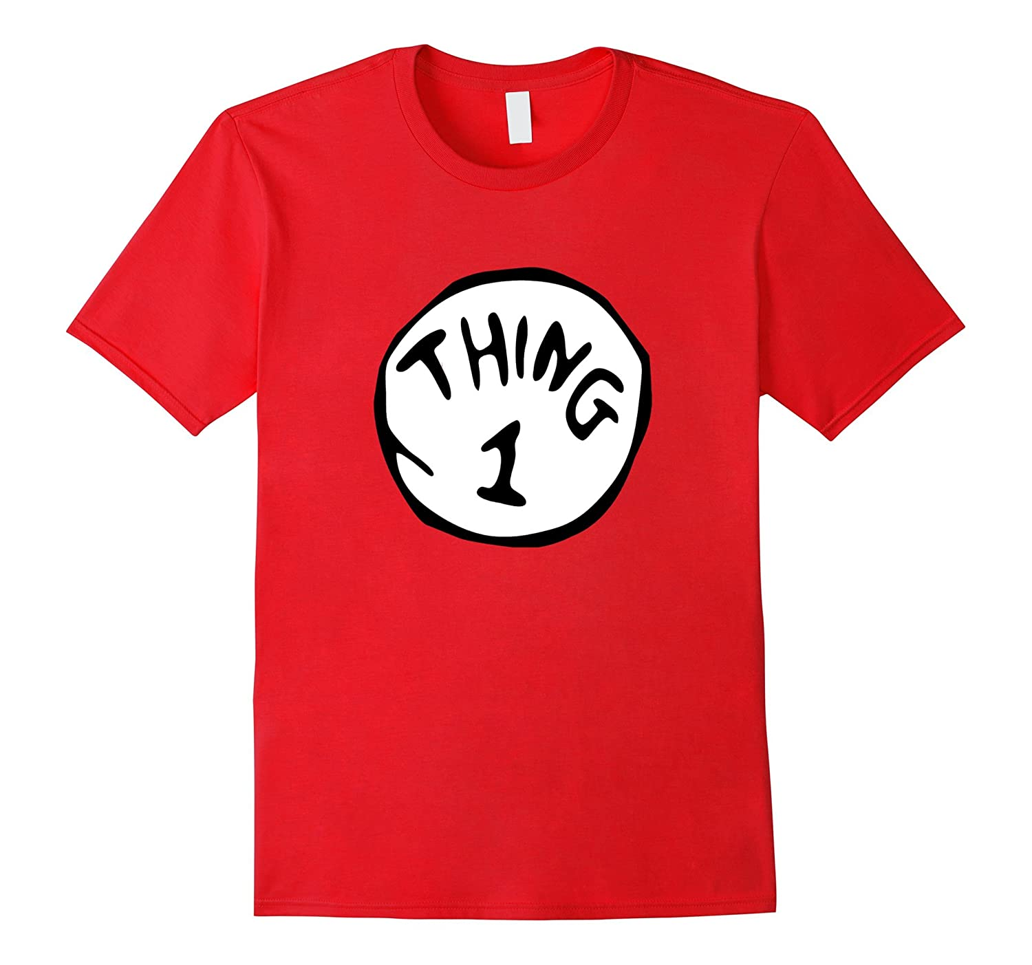 Thing-2 For All - Gifts For Christmas T Shirt-azvn